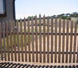 フェンス 第1回 応募作品 施工例
