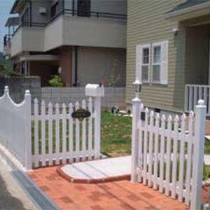 フェンス 第3回 応募作品 施工例