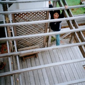 ウリン サイプレス セランガンバツ パーゴラ フェンス マリンランプ 枕木 第4回 応募作品 門柱 施工例