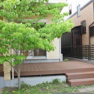 再生木 ハンディウッド 第9回 応募作品 施工例