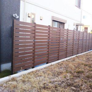 フェンス 第15回 応募作品 施工例