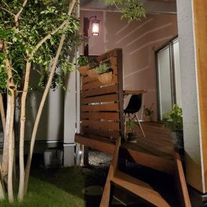 イタウバ 屋外家具(椅子テーブル) 第18回 応募作品 施工例